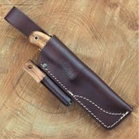TBS Small Nordic Dangler Sheath With Firesteel Loop - Perfect for a Mk I TBS Lynx